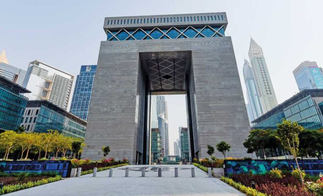 Dubai International Financial Centre (DIFC), Dubai Future Foundation (DFF), Memorandum of Understanding (MoU), DIFC Courts, blockchain and Artificial Intelligence,