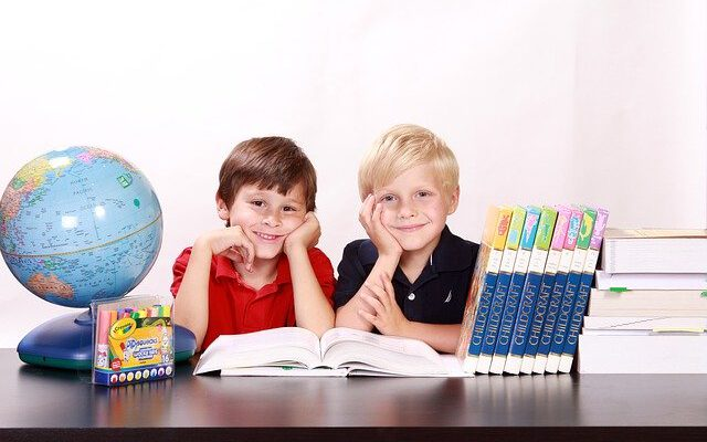 study area for your child