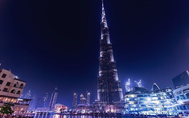 UAE allows 100% ownership of businesses for expats
