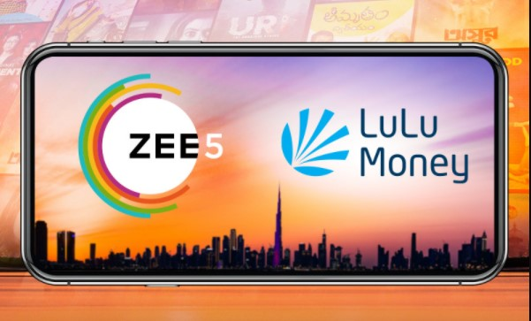 ZEE5 Global partners with Lulu Exchange