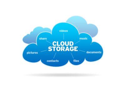 cloud storage Node.js