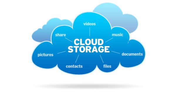 cloud storage Node.js