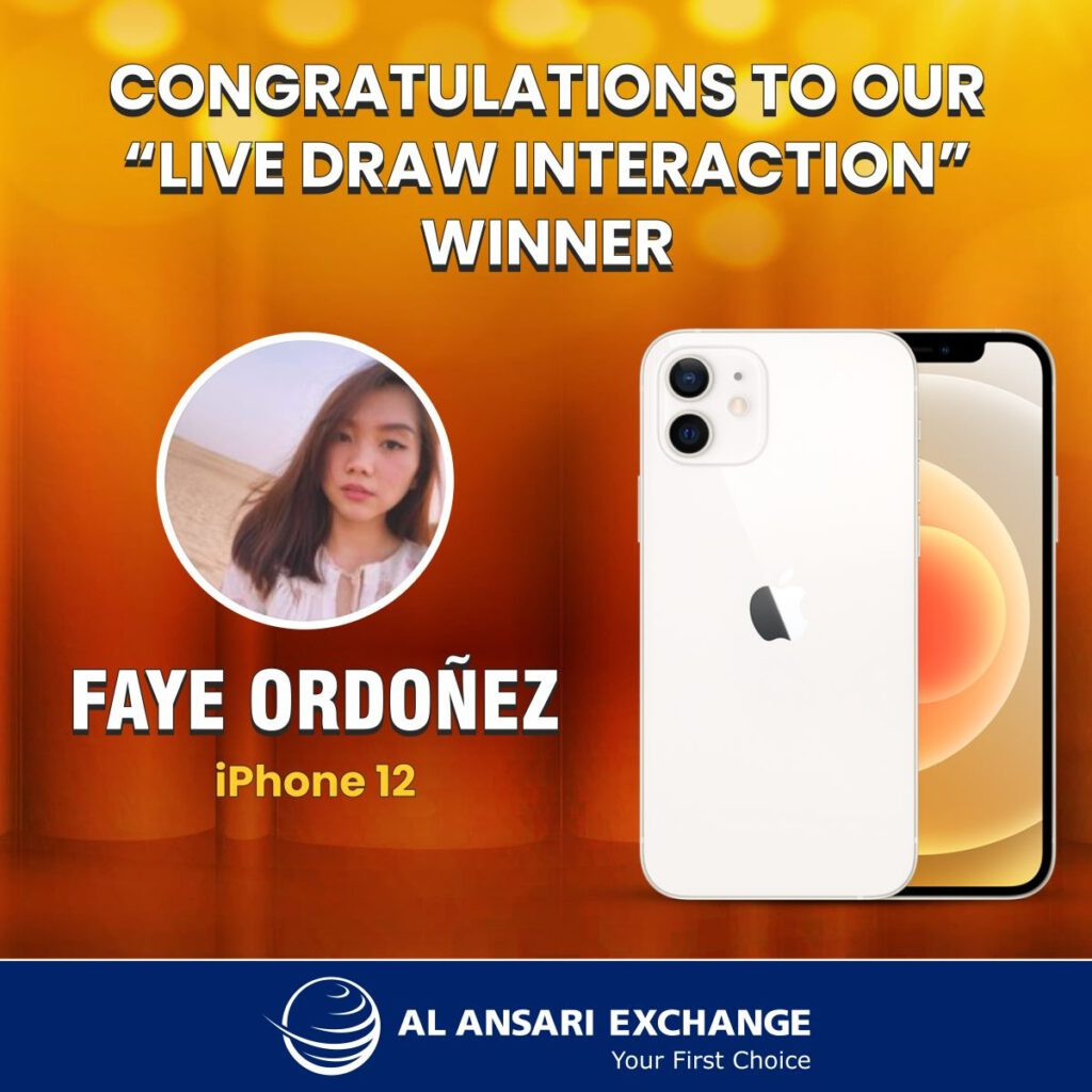 Faye-Ordonez-on-winning-an-iPhone-12-during-the-live-millionaire-draw-2020.