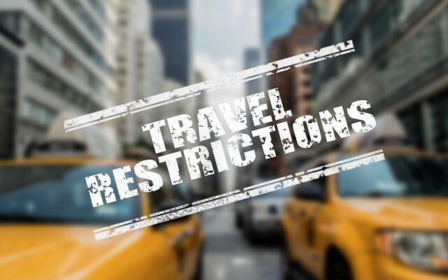 New Covid Strain Britain Closes Travel Corridors
