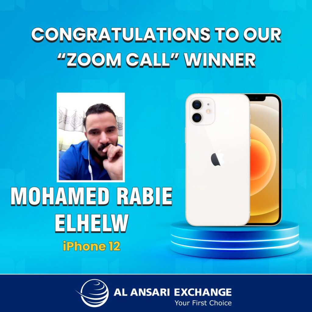 Zoom-Call-winner-Mohamed-Rabie-Elhelw-on-winning-an-iPhone-12-during-the-live-millionaire-draw-2020.