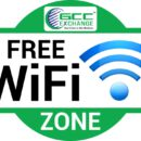 GCC Exchange Setups Free Wi-Fi Zone