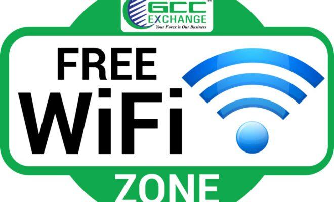 GCC Exchange Setups Free Wi-Fi Zone