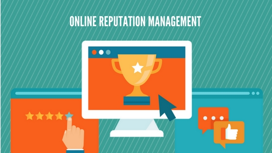 Online reputation management consultants