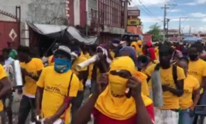 Haiti Money Exchanges Closed