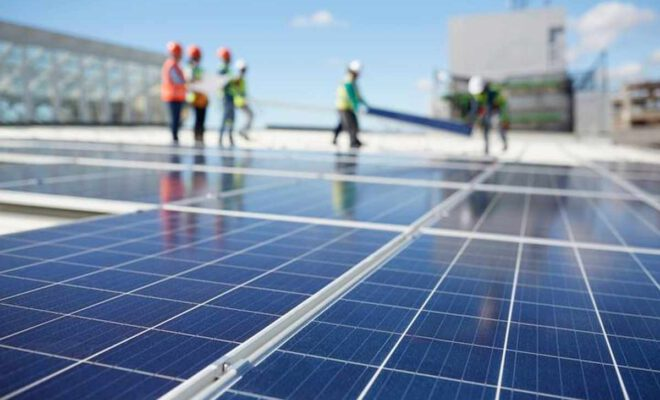 UAE first country in the world to produce aluminium with solar energy