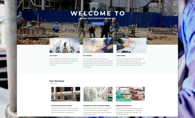 Best Web Design Agency in Malaysia