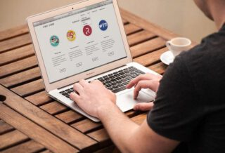 Website Design Tips For Credit Card Companies